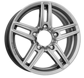 Автомобильный диск Литой K&K Дон 6,5x16 5/139,7 ET 40 DIA 98 Блэк платинум