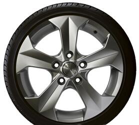 Автомобильный диск литой Скад Гранит 6,5x16 5/100 ET 38 DIA 67,1 Селена