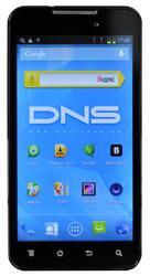 """5"""" Смартфон DNS S5001 4 Гб черный"""