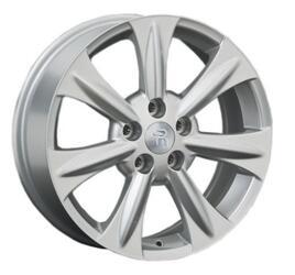 Автомобильный диск литой Replay LX15 7,5x17 5/114,3 ET 32 DIA 60,1 Sil