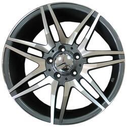 Автомобильный диск литой Replay MR100 8,5x18 5/112 ET 38 DIA 66,6 GMF