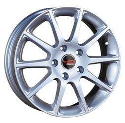 Автомобильный диск Литой LegeArtis SZ15 6x16 4/100 ET 45 DIA 54,1 Sil