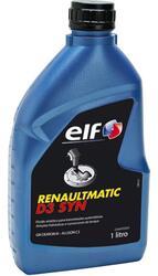 Трансмиссионное масло ELF RENAULTMATIC D3 SYN 194754