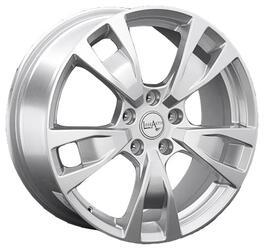 Автомобильный диск Литой LegeArtis H27 7,5x18 5/114,3 ET 55 DIA 64,1 Sil