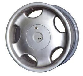 Автомобильный диск  K&K Олимпик 7x15 5/100 ET 35 DIA 67,1 Сильвер