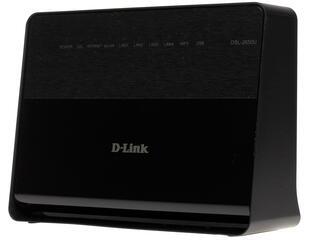 Маршрутизатор ADSL D-Link DSL-2650U/RA/U1A