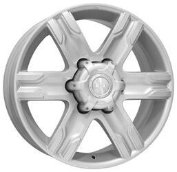 Автомобильный диск Литой K&K Риальто 8x17 6/139,7 ET 38 DIA 92,5 Блэк платинум