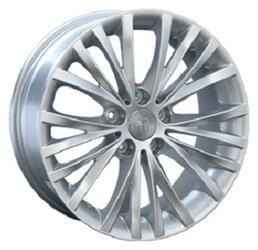 Автомобильный диск литой Replay B126 8x18 5/120 ET 30 DIA 72,6 Sil