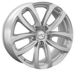 Автомобильный диск Литой LegeArtis B123 8x17 5/120 ET 43 DIA 72,6 Sil