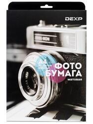 Фотобумага DEXP Deluxe Matt 0805586