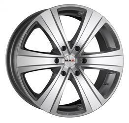 Автомобильный диск Литой MAK Fuoco 6 7,5x17 6/114,3 ET 30 DIA 66,1 Hyper Silver