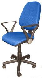 Кресло офисное CHAIRMAN CH375 голубой