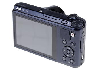 Компактная камера Samsung WB800F черный