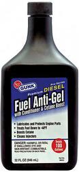 Антигель и кондиционер для дизельного топлива GUNK М6932