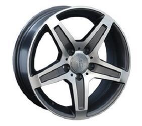 Автомобильный диск литой Replay MR71 8x17 5/112 ET 38 DIA 66,6 GMF