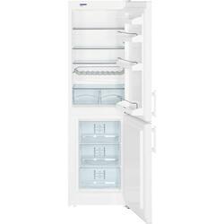 Холодильник с морозильником CUP 3021-23 белый