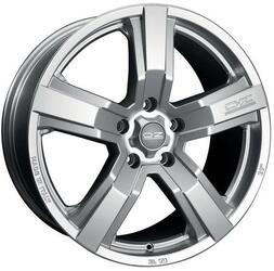 Автомобильный диск Литой OZ Racing Versilia 8x19 5/120 ET 40 DIA 79 Crystal Titanium