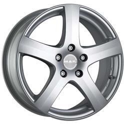 Автомобильный диск Литой MAK Fix 6x15 5/112 ET 47 DIA 57,1 Silver
