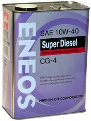 Моторное масло ENEOS SUPER Diesel 10W40 OIL1329