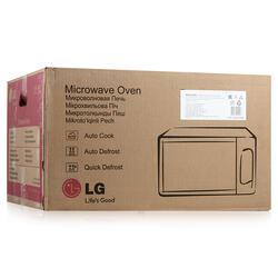 Микроволновая печь LG MB-4342BS серебристый