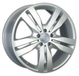 Автомобильный диск литой Replay MR114 8,5x19 5/112 ET 56 DIA 66,6 Sil