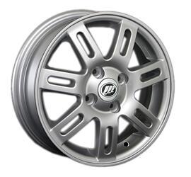 Автомобильный диск Литой Replay LF5 5x14 4/100 ET 45 DIA 56,1 Sil