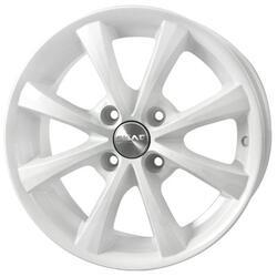 Автомобильный диск Литой Скад Каллисто 6x14 4/100 ET 38 DIA 67,1 белый