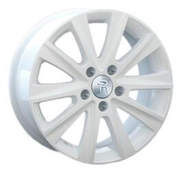 Автомобильный диск литой Replay SNG14 6,5x16 5/112 ET 39 DIA 66,6 White