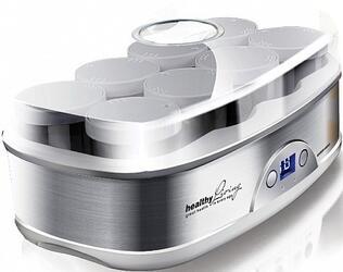 Йогуртница Redmond RYM-M5401 серебристый