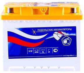Автомобильный аккумулятор 6CТ-66
