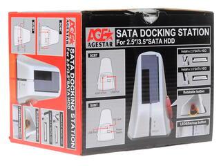 Док-станция для накопителей Agestar SUBT