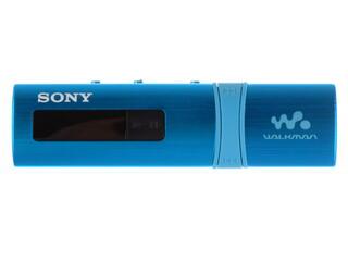 MP3 плеер Sony NWZ-B183F голубой