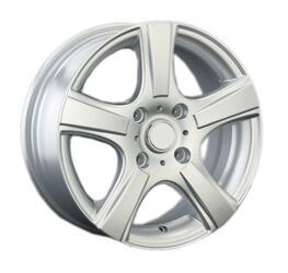 Автомобильный диск литой LegeArtis KI2 6x15 4/100 ET 48 DIA 54,1 Sil