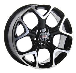 Автомобильный диск Литой LegeArtis Concept-GM504 6,5x16 5/105 ET 39 DIA 56,6 BKF