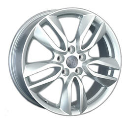 Автомобильный диск литой Replay TY129 7,5x19 5/114,3 ET 35 DIA 60,1 Sil