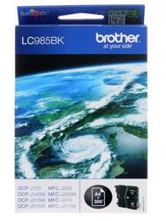 Картридж струйный Brother LC-985BK