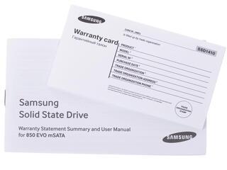 120 ГБ SSD-накопитель Samsung 850 EVO [MZ-M5E120BW]