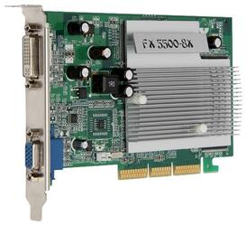 Видеокарта MSI GeForce 5500