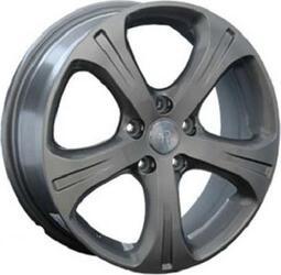 Автомобильный диск литой Replay H15 6,5x17 5/114,3 ET 50 DIA 64,1 GM