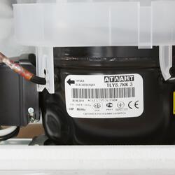 Холодильник с морозильником ATLANT ХМ 4011-022 белый