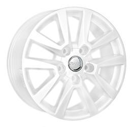 Автомобильный диск литой Replay TY106 8x18 5/150 ET 60 DIA 110,1 White