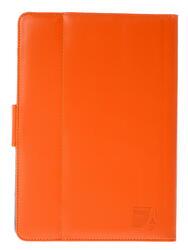 """Чехол-книжка для планшета универсальный 10.1""""  оранжевый"""