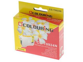 Картридж струйный Colouring CG-Т0924