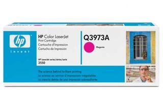 Картридж лазерный HP 123A (Q3973A)