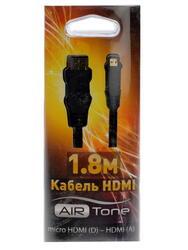 Кабель AIRTone HDMI - micro HDMI