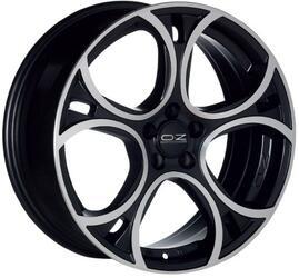 Автомобильный диск Литой OZ Racing Wave 7,5x17 5/114,3 ET 48 DIA 75 Diamantata