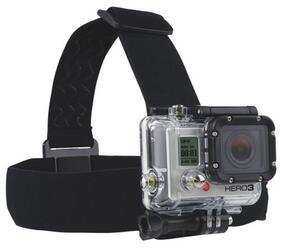 Крепление на голову/шлем GoPro Head Strap ACHOM-001