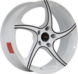 Автомобильный диск Литой Yokatta MODEL-2 7x17 5/105 ET 42 DIA 56,6 W+B