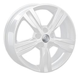Автомобильный диск литой Replay H50 6,5x17 5/114,3 ET 50 DIA 64,1 White
