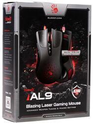 Мышь проводная A4Tech Bloody AL9/AL90 Blazing
